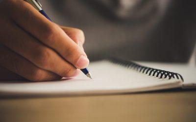 Lire et écrire: tout part des mains