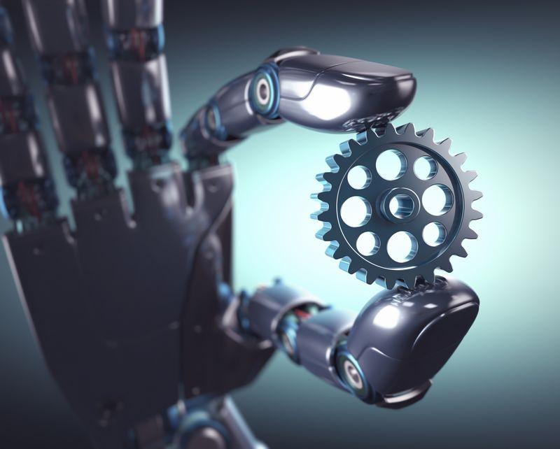 Conférer la motricité fine aux robots
