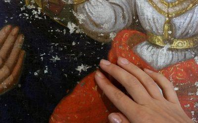 «Prière de toucher» II: les aléas d'une formule
